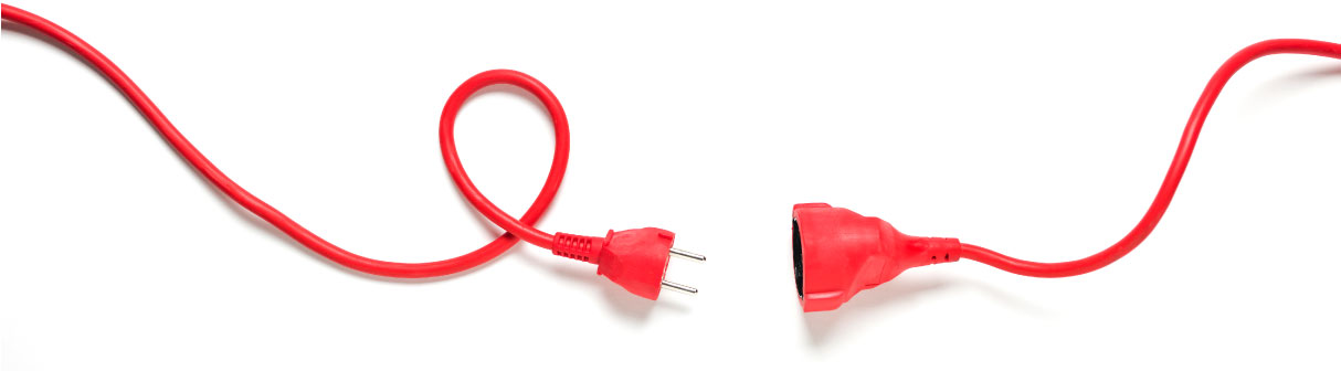 Red Extension Cord