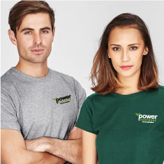 Power Partners T-shirts